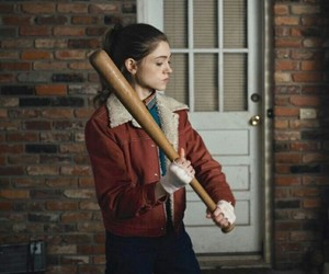 stranger things, Nancy, and natalia dyer image