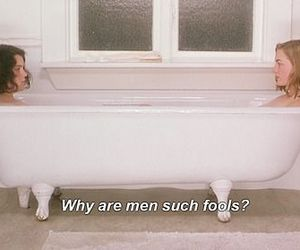 men, quotes, and bath image