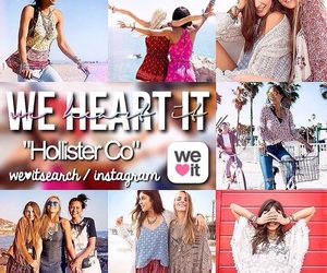 co, hollister, and hollister co image