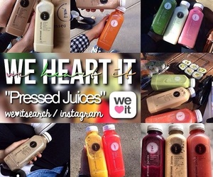 juices, pressed, and pressed juices image