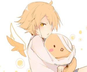anime, anime boy, and аниме image