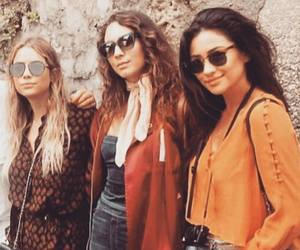 ashley benson, shay mitchell, and troian bellisario image