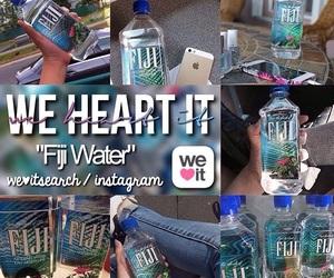 fiji, water, and fiji water image