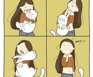 cat and comics image