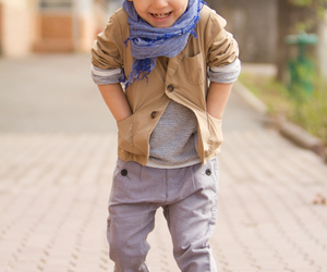 blue, kid, and shoes image