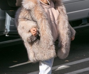 north west, fashion, and kids image
