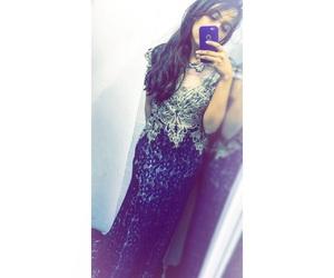 blue, fashion, and girly image