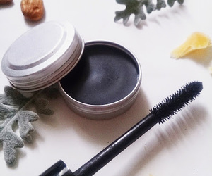home made, mascara, and recipe image