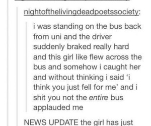 brake, bus, and funny image