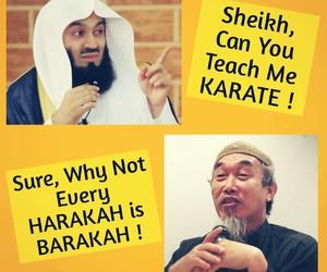 funny, islamic, and joke image