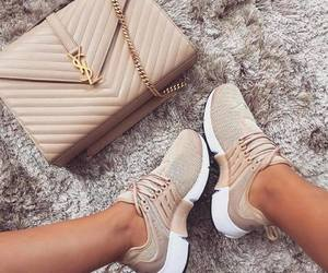 shoes, bag, and style image