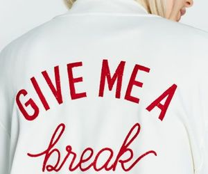 red, white, and give me a break image