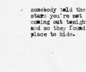 arctic monkeys, quote, and stars image