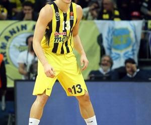 Basketball, fenerbahçe, and Serbia image