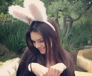 kendall jenner, bunny, and jenner image