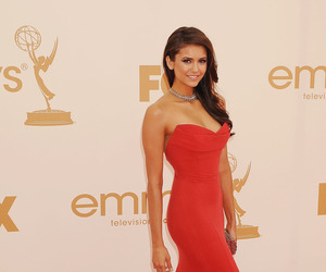 beautiful, Nina Dobrev, and emmys image