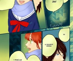 couple, cute couple, and manga boy image