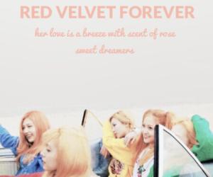 joy, kpop, and red velvet image