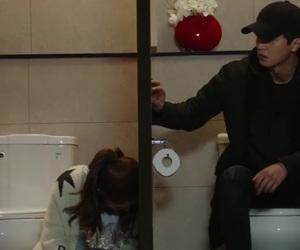 Korean Drama, yeon woo jin, and park hye soo image
