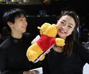 kawai, japón, and winnie pooh image