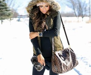 capes, cold, and fur image