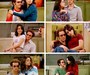 90s, danny masterson, and Mila Kunis image