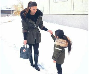 fashion, family, and outfit image