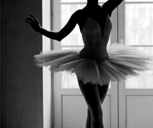 art, pirouette, and ballet image