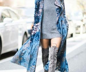 alessandra ambrosio, fashion, and streetstyle image