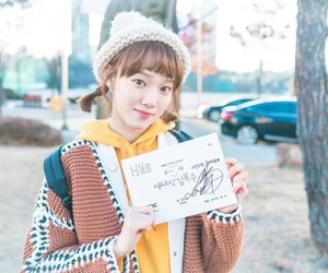 Korean Drama, kdrama, and lee sung kyung image