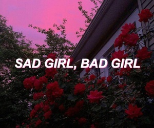 sad, bad, and quotes image