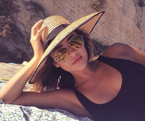 shay mitchell, girl, and pll image