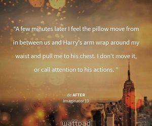 after, tessa, and harrystyles image