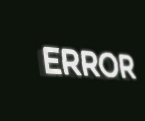 error, wallpaper, and aesthetic image