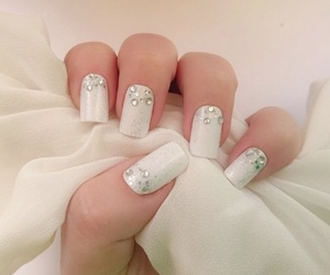 beauty, nail art, and style image