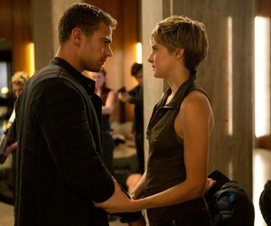 four, divergent, and leal image