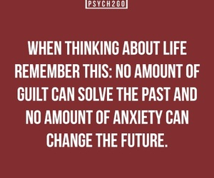 quote, life, and anxiety image