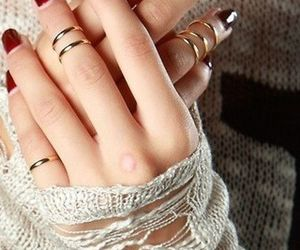 accessories, girls, and fashion image