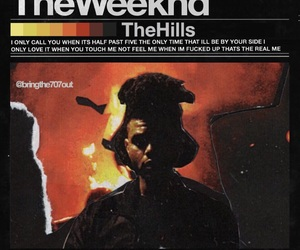 the hills, xo, and the weeknd image