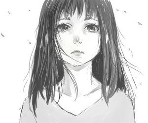anime, sad, and art image