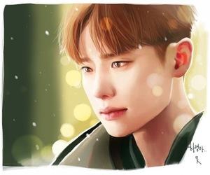 fan art and lee jong suk image