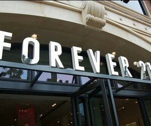 forever 21, store, and clothes image