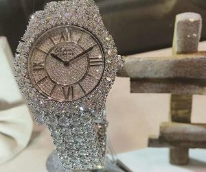 watch, luxury, and diamond image