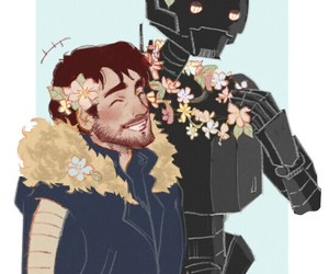 star wars, tumblr, and cassian image