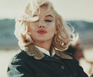 Marilyn Monroe, blonde, and marilyn image
