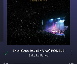cancion, song, and amor eterno image