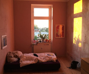 room, aesthetic, and pink image