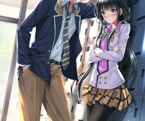 anime and masamune-kun no revenge image