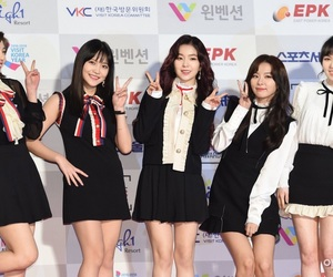 joy, korean, and wendy image