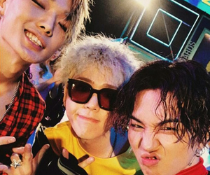 bobby, Ikon, and zico image